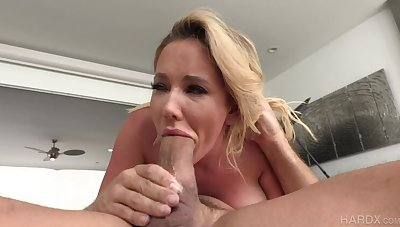 Hot Anal Blonde