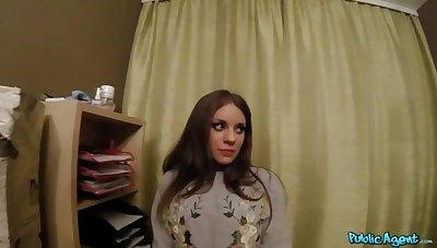 Sexy Shy Russian Babe Fucked
