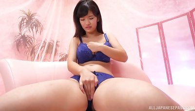 Asian with big tits, nasty home sexual connection up POV scenes