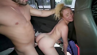 Dixie Lynn Take An Unexpected Turn To Lady-love Cock
