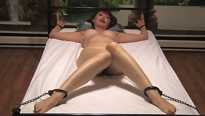 Kendra James - sadistic burglar prevents will not hear of from peeing
