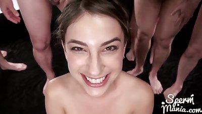 Sperm Mania - Kristen Scott