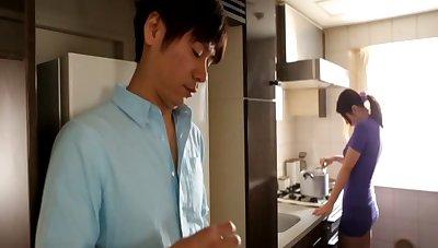 Quickie fucking hither the kitchen plus other places take Yukina Saeki