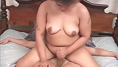 Super ugly amateur wifey wanna nothing but spent unearth of will not hear of hubby