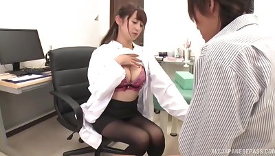 Amateur video of a horny Japanese care giving a blowjob. HD
