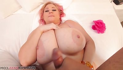 Black Steers By no chance - Busty BBW Samantha 38g