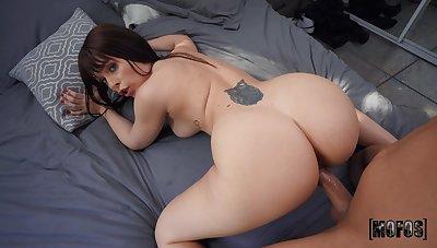 Pervs On Bashibazouk - Pervy Yoga Spy Fucking Incomprehensible Babe POV way - Fat natural Tits